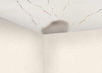 HOW TO REPAIR WATER DAMAGED CEILINGS